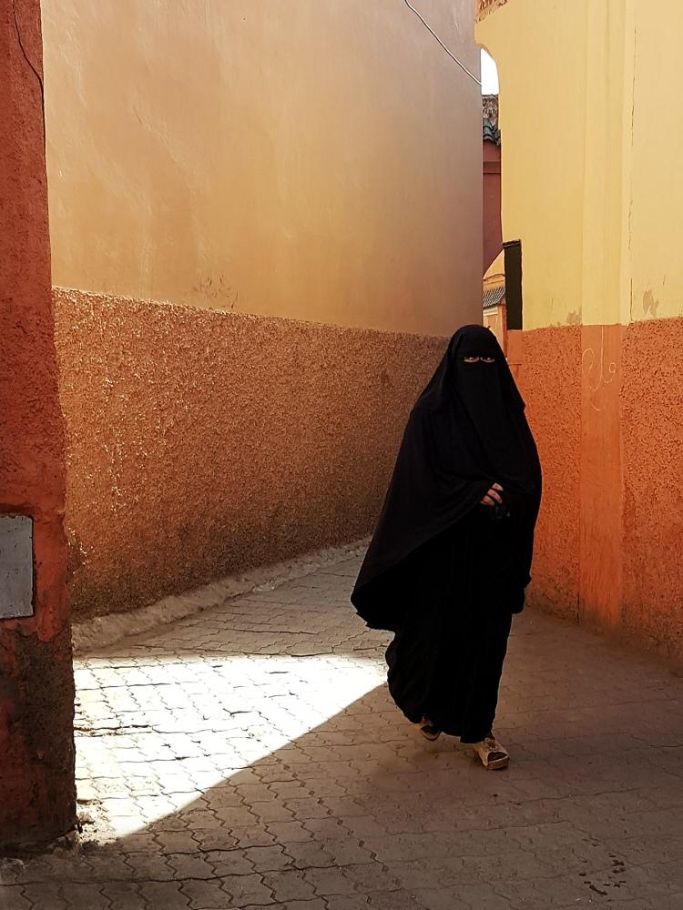 Full burka
