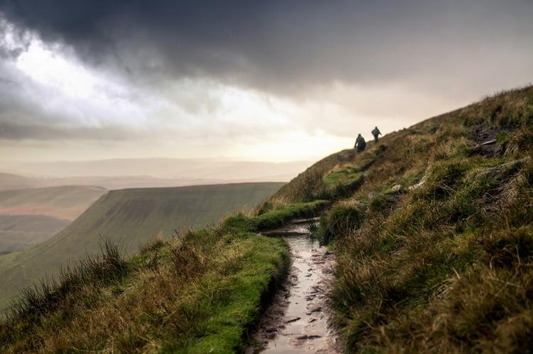 wales path